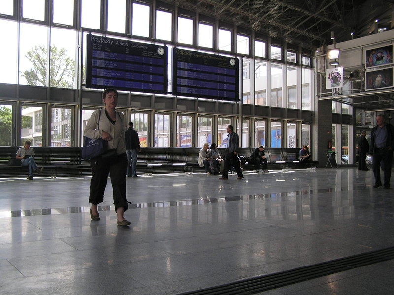 Zakończony remont Dworca Wschodniego