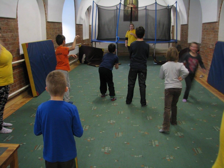 Oratorium zaprasza dzieci na ferie zimowe