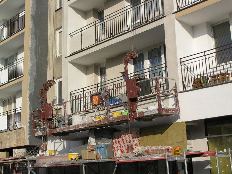 Termomodernizacja budynków RSM Praga na Białostockiej