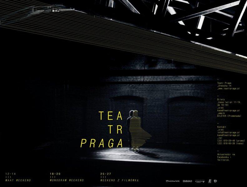 Zmiany w Teatrze Praga