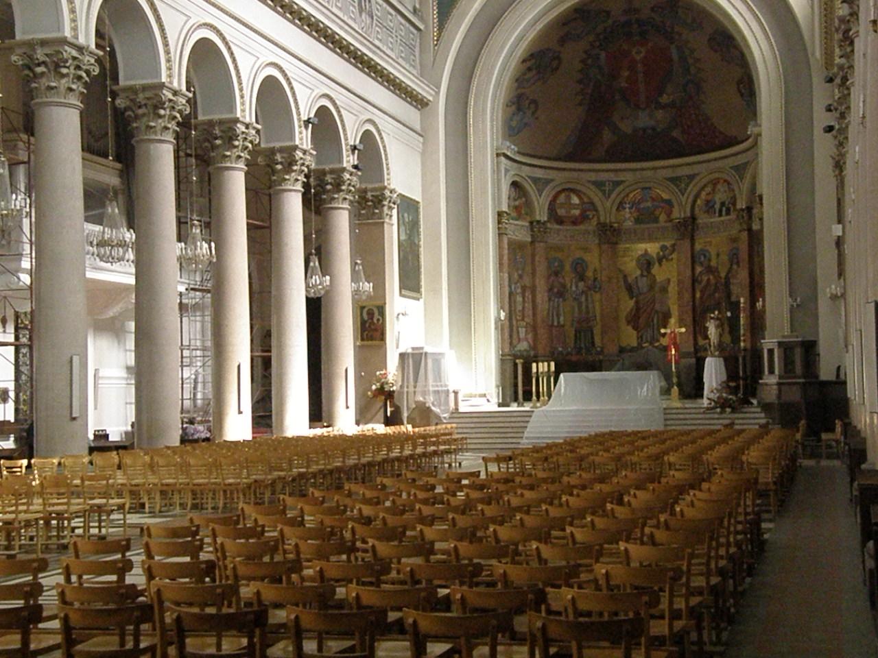 Msze Święte z Bazyliki na żywo przez internet