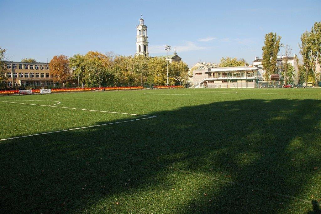 Turniej piłkarski o Puchar Burmistrza Dzielnicy Praga Północ. 15 kwietnia 2015 r.