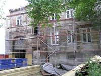 ZGN remontuje budynek przy Grajewskiej 4