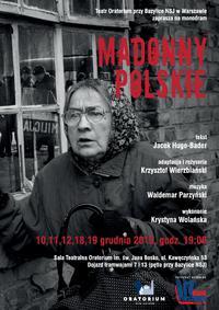 Madonny Polskie w Teatrze Oratorium