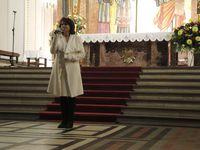 Koncert Haliny Frąckowiak w Bazylice