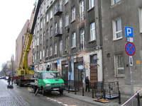 Balkony wracają na Kawęczyńską 4