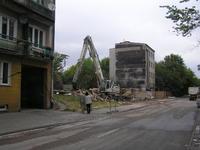 Kawęczyńska 67 została wyburzona